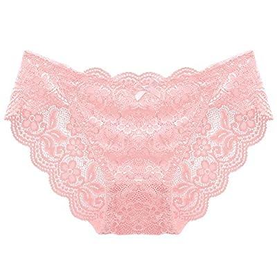 Rey&Qing Mémoires D'Entrejambe Coton Marque Hip Sous-Vêtement Pour Femmes Pas De Culotte Taille Femelle