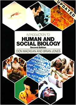 Book Introduction to Human and Social Biology