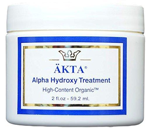 KTA 10% Alpha Hydroxy Treatment 2 oz: Based on Nutrient Rich Organic Aloe by Gunilla Of Sweden