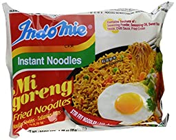Indomie FRIED NOODLES Mi Goreng 85g, Pack of 30