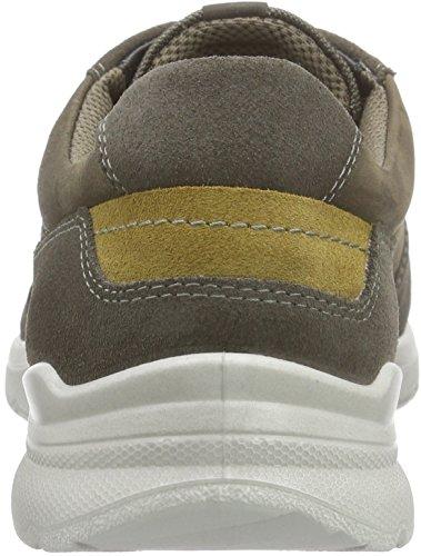 Irondale Low Men's Fashion Warm Tarmac ECCO Retro Sneaker Grey t5nBWq7