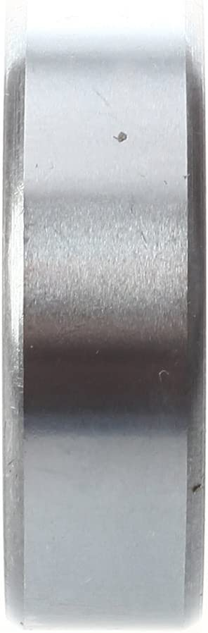 Rodamiento de bolas PQZATX 6203Z doble metal, 17 x 40 x 12 mm