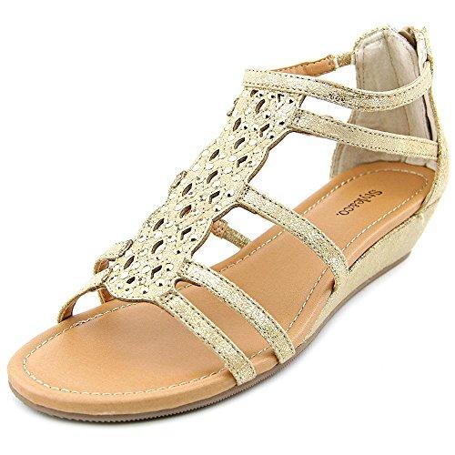 Style & Co. - Sandalias de vestir para mujer dorado