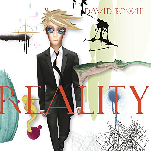 Vinilo : David Bowie - Reality (Holland - Import)