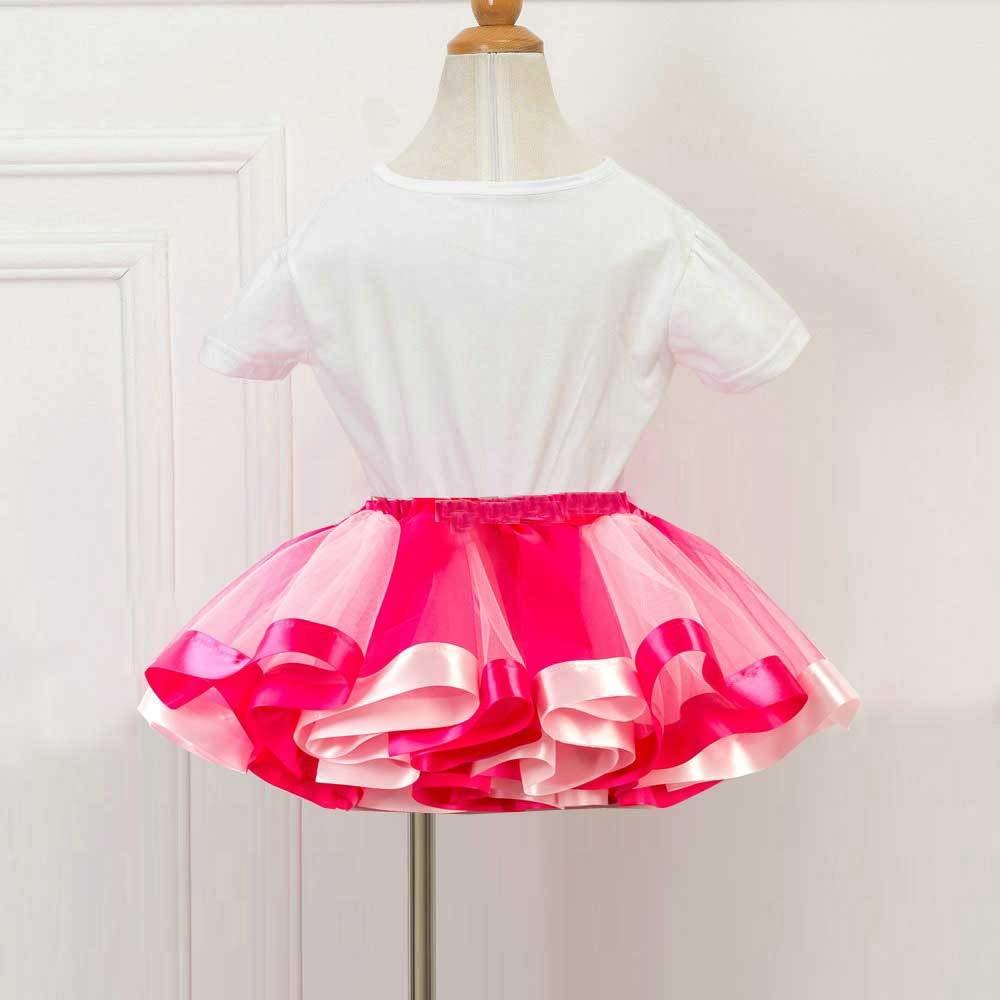 Bestow Conjuntos de Falda de Fiesta Conjuntos de niña Camiseta con Estampado de piruletas + Conjunto de Dos Piezas de Gasa Ropa para niñas: Amazon.es: Ropa ...