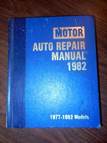 1977-1982 Motors Auto Repair Service Manual American Motors Buick Chevy, Ford- all American ()