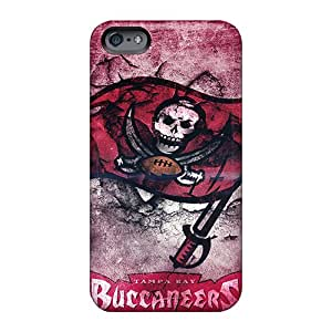 Apple Iphone 6 Plus TQW6014TdPm Customized Colorful Tampa Bay Buccaneers Image Shock Absorption Hard Phone Cover -AshleySimms