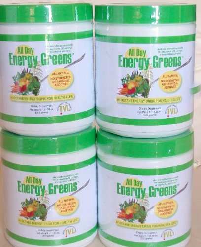 All Day Energy Greens High Octane Energy for Health (All Day Energy Greens Ivl compare prices)