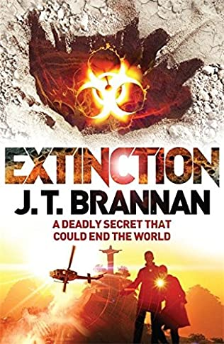 book cover of Extinction