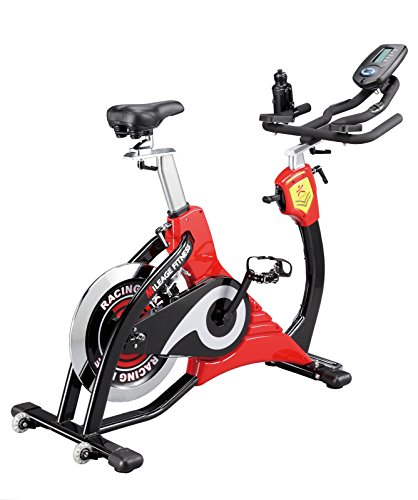 SPK23 INDOOR GROUP CYCLE TRAINING BIKE LOADED