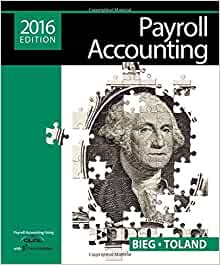 Payroll Accounting 2016 (with CengageNOW™v2, 1 term Printed Access ...