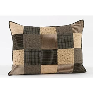 Kettle Grove Quilted Patchwork Pillow Sham