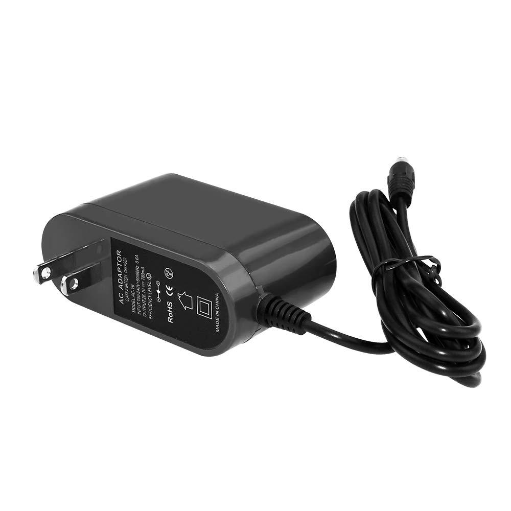 Munikind V6 Charger Replace for Dyson 21.6V Battery for Dyson AC Adapter V8 V7 V6 DC58 DC59 DC61 DC62 SV03 SV04 SV05 SV06