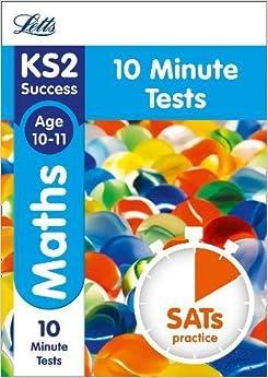 Descargar Por Utorrent 2015 Ks2 Maths Sats Age 10-11: 10-minute Tests: 2018 Tests Patria PDF
