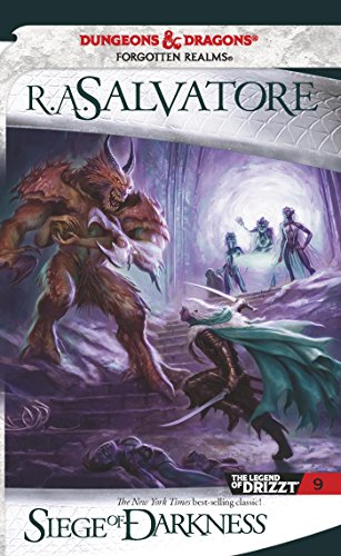 legend of drizzt book order