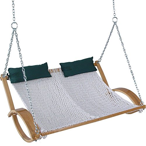 Pawley's Island SW-OP Original Polyester Rope Double Swing by Pawley's Island