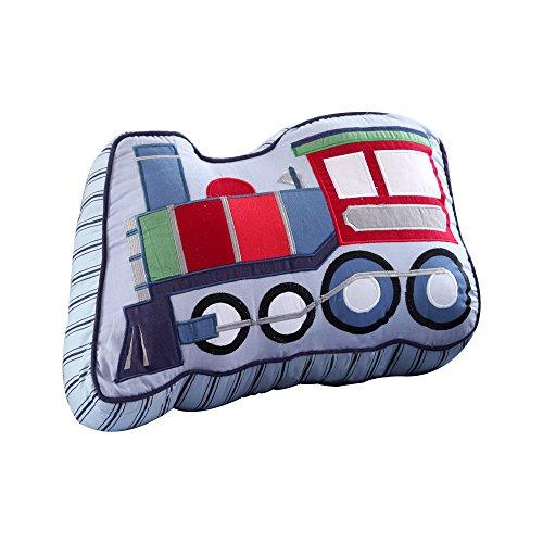 train quilt pattern - 7