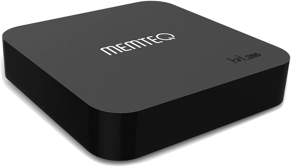 MEMTEQ® Amlogic Smart TV Box Google Android Quad Core 1GB RAM 8GB ROM Built-in Bluetooth v4.0 1080P Red Wi-fi XBMC 14.0 H.265 Android 4.4 KOTI EMMC TV Player -Negro: Amazon.es: Electrónica