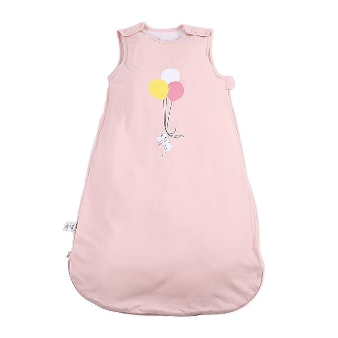 i-baby Sacos de Dormir Infatiles Bebé Niños Niñas Sin Mangas Bolsas de Dormir Suenos