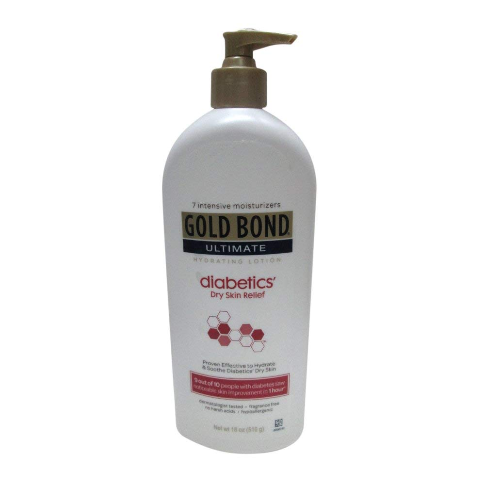 Gold Bond Ultimate Hydrating Lotion Diabetics Dry Skin Relief 18