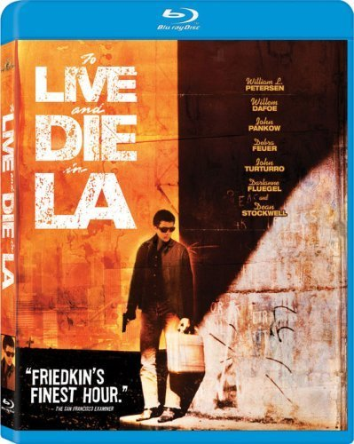 To Live and Die in L.A. [Blu-ray] by MGM (Video & DVD)