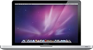 Apple MacBook Pro MC373LL/A 15-inch Laptop (OLD VERSION) (Renewed)