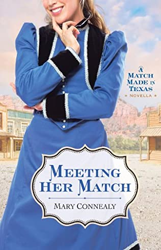 book cover of Meeting Her Match