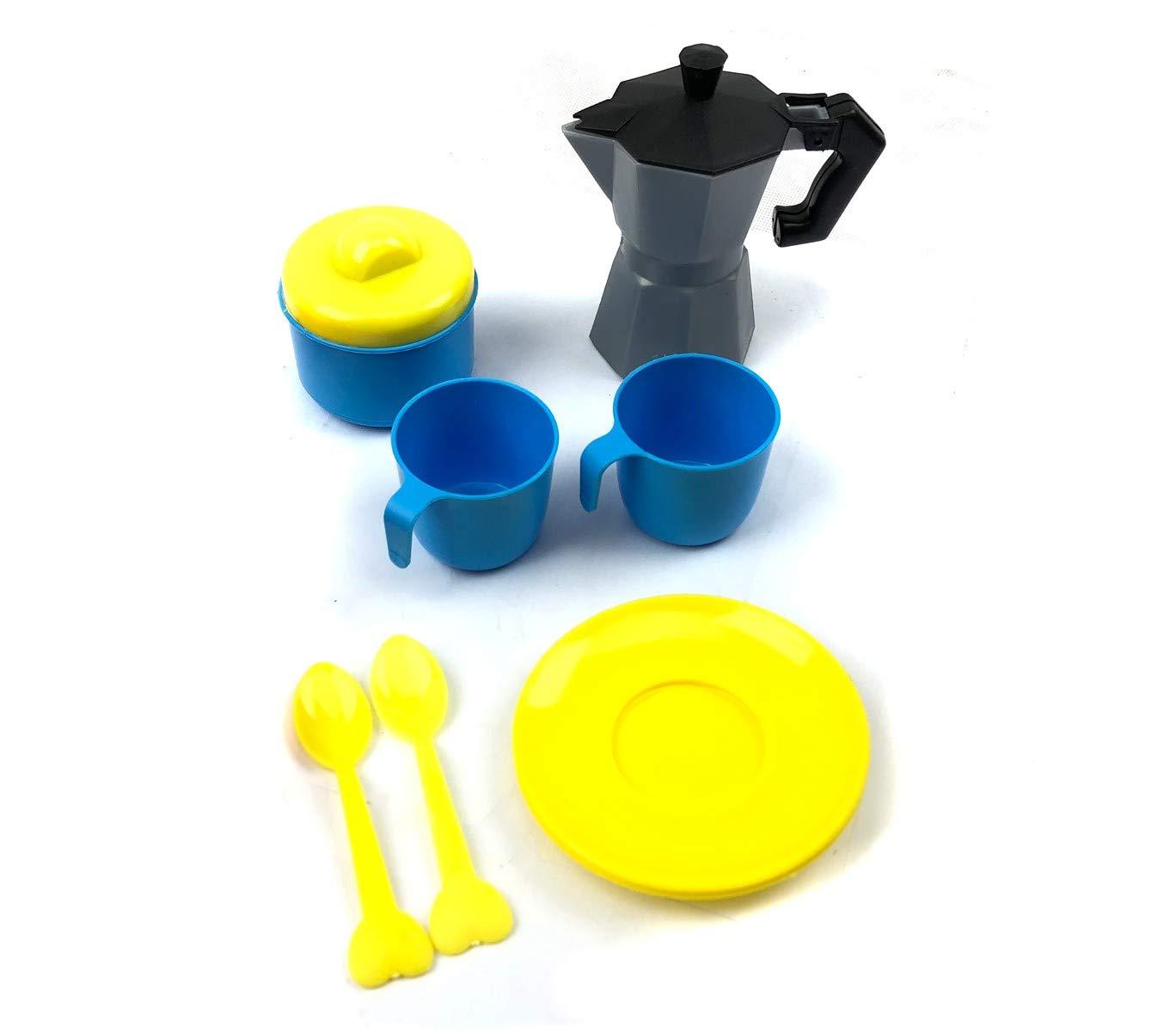 /Grande Chef/ TEOREMA 63018/ /Juego Caf/é con cafetera y Tazas