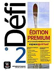 Défi 2 Premium Livre de l´élève + CD: Défi 2 Premium Livre de l´élève + CD