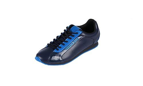 Versace Jeans Zapatillas 75791-239-T42: Amazon.es: Zapatos y complementos
