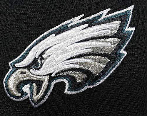 Eagles Era Patriots New Cap 9fifty Stretch size Nfl England Snapback Schwarz Verstellbar black One A7qwpFq