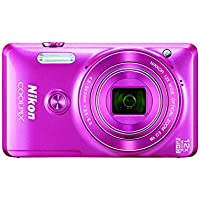 Nikon COOLPIX S6900 Digital Camera with 12x Optical Zoom and Built-In Wi-Fi (Pink) Benefits Review Image