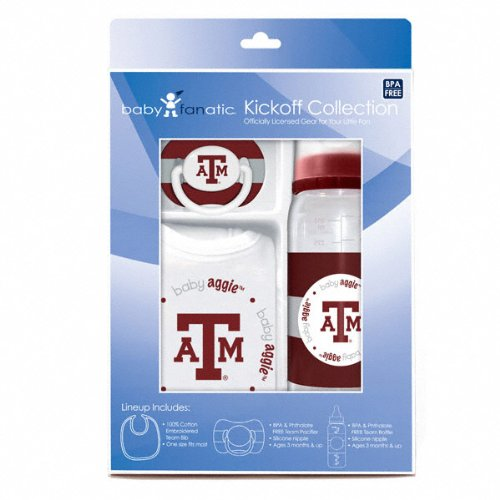Baby Fanatic Gift Set Texas