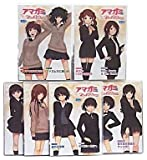 Amagami little extra theater EX1 ~ EX6 all six volumes set by Enterbrain