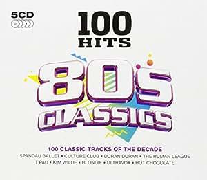 100 Hits  80s Classics (5 Cd'S)
