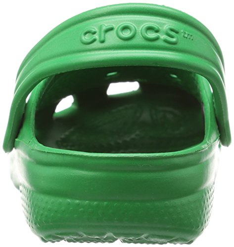 kelly Kids Mix Crocs Green Green Zoccoli Classic Child r656xYwntq