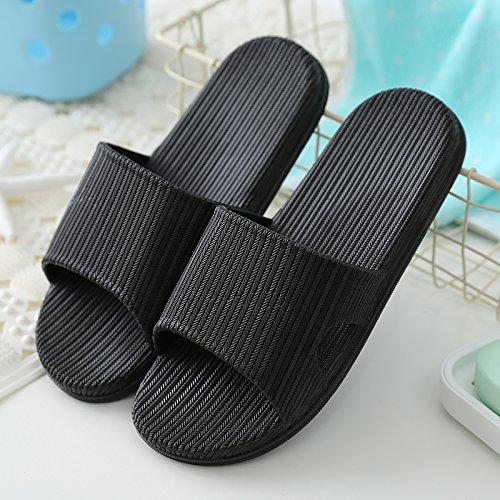 en cool y Zapatillas mujer quedarse los Los cuartos sandalias masculinas casa parejas de interiores de baños las encantadores en DogHaccd verano el baño zapatill frescos zapatillas durante verano son x0UqppdwP