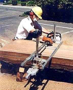 14-24 TOPQSC Cha/îne Scie /à Cha/îne portative 24 Inch Moulin /à scie en Aluminium Moule /à scier en Acier Inoxydable Convient Moulin /à scie /à