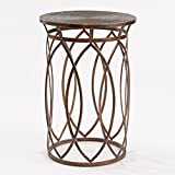 InnerSpace Luxury Products Marquise Side Table
