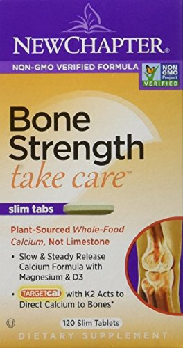 New Chapter – Bone Strength Take Care 120 Tabs Pack Of 2 For Sale