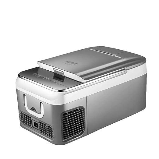 Refrigerador portátil 26L Mini refrigerador Nevera Congelador ...