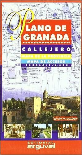 Plano de Granada (PLANOS Y GUÍAS CALLEJEROS)