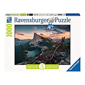 Ravensburger Puzzle Tramonto In Montagna 15011 3