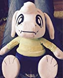 Undertale Asriel Stuffed Doll Plush Toy For Kids Christmas Gifts For Baby, Children