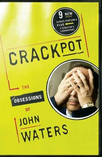 Crackpot: The Obsessions of [John Waters] (Tapa Blanda)