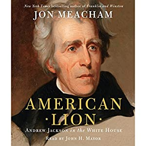 American Lion Audiobook