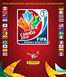 Panini CANADA 2015 Women's World cup complete 478 stickers collection + album