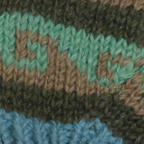 【ノーブランド品】 アジアン衣料 ネパール?ウール紐付きミトン手袋裏フリース付き NBG-16