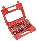 Steelex D3655 Forstner Bit Set in Case, 7-Piece