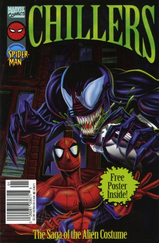 Chillers: The Saga of the Alien Costume, TPB, Featuring: Spider-Man (Volume (Spiderman The Alien Costume)